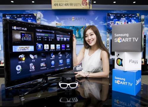 삼성전자, 32·40인치 3D 스마트TV 출시