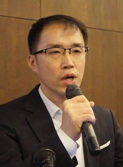 김홍일 한국오라클 자바 임베디드 GSU 책임 컨설턴트