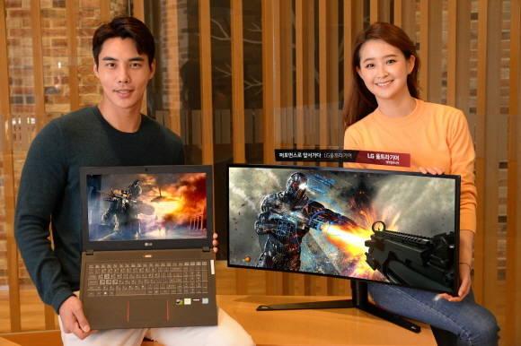 LG전자, '울트라기어' 노트북 출시…게이밍…
