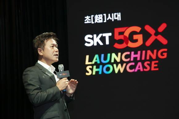 5G 속도 내는 박정호 SKT 대표, MNO 새 조직 신설