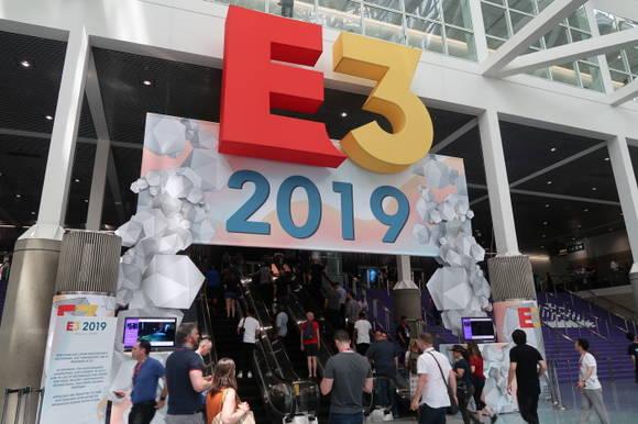 [E3 2019] '게이머 심장은 그대로' 기업인 참관시간에도 대기줄 길어