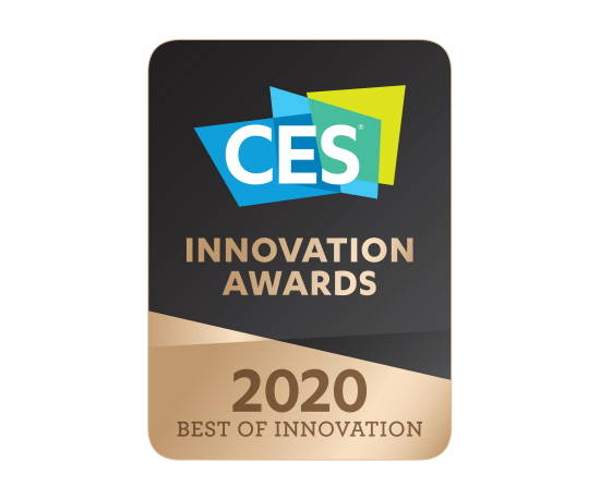 LG Honored with 2020 CES Innovation Awards