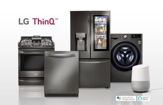 Evolved LG ThinQ Expands and Streamlines Smart Home Management for Better Living