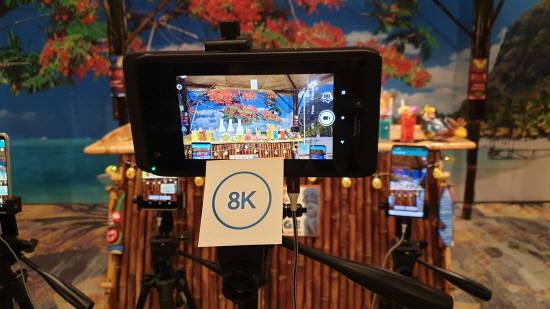 [퀄컴서밋] 8K TV 시장 '호재'…2020년…