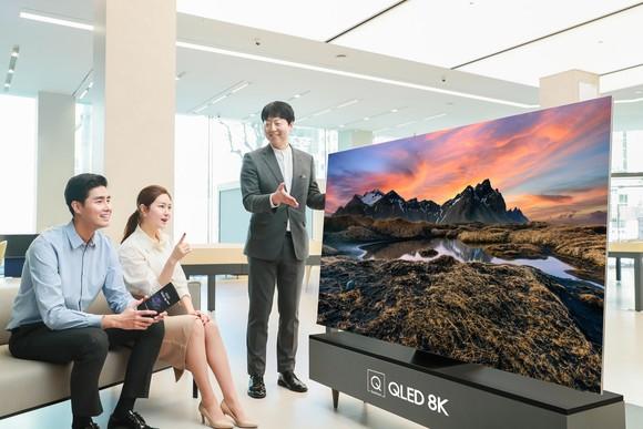 삼성·LG TV '허위·과장' 광고 전쟁 일…
