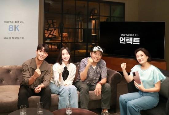 김지운 감독, 갤럭시로 8K 영화 '언택트' 만…