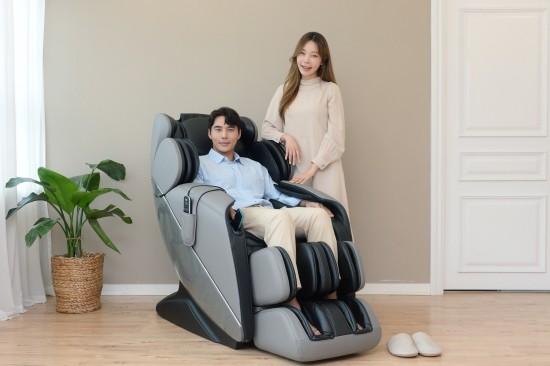 LG전자, 안마의자 재공략…4년 만에 신제품…