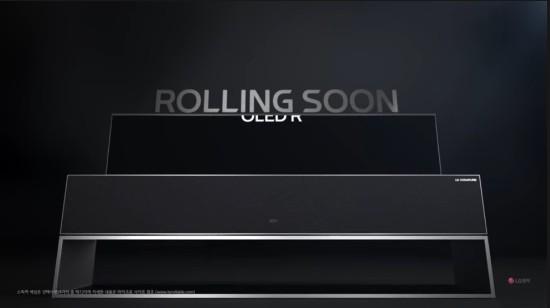 LG전자, 롤러블TV 발표 21개월 만에 상용화…