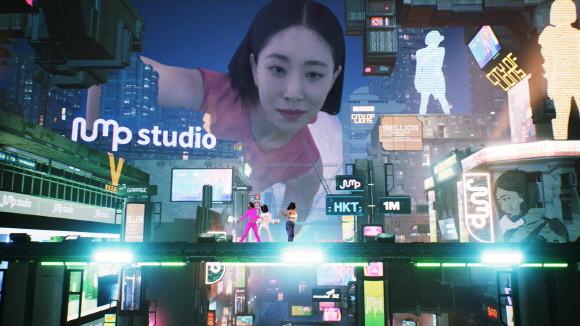 """""""5G초현실 안무란 이런 것"""" 리아킴, 전세계…"""
