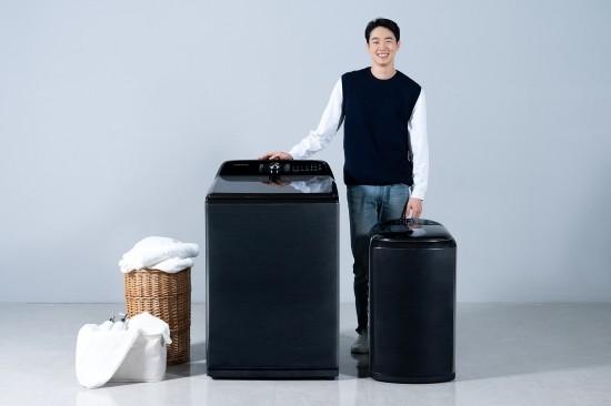 삼성전자, 세탁기도 살균…'그랑데 통버블'…