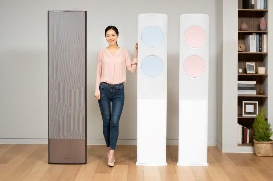 에어컨 시장, 벌써 한여름…삼성·LG, 신제품…