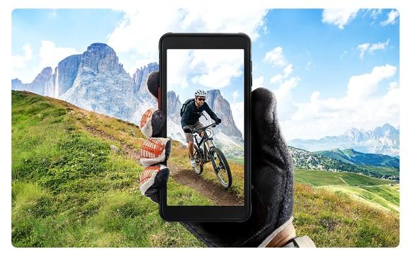삼성전자, 산업용 특화 스마트폰 '갤럭시 엑스…