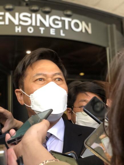 """박정호 """"아마존도 전략적투자자로, 신설 투자회사 주주구성 재배치"""""""