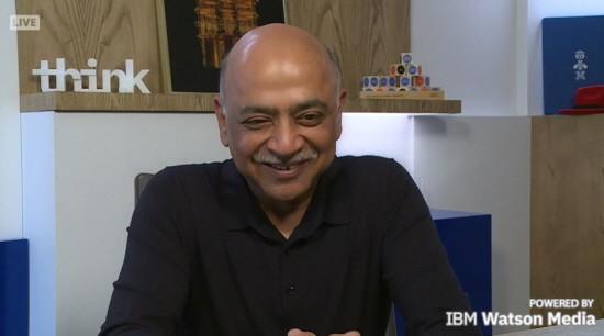 """아빈드 크리슈나 IBM CEO, """"전기 공급하듯 클라우드로 AI 제공"""""""